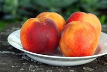 August / August is National Goat Cheese Month and National Peach Month. A sweet peach and creamy cheese are perfect for summer. / by Fresh Express