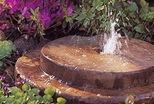 Water Features/Fountains / by Linda Rider