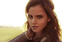 Emma Watson / Favorite actress of all time. / by Casie Matter