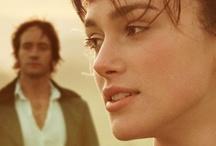 Elizabeth and Mr. Darcy / ♥ / by Casie Matter