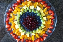 Holiday_Chasing Rainbows. . .  / Rainbows in foods and drinks / by Monica Wallek