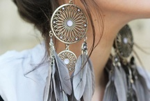 Aztec▲Tribal▼Native American / Dreamcatcher. △ Clothes. Shoes. Bags. Jewerly. Scarves. / by Casie Matter