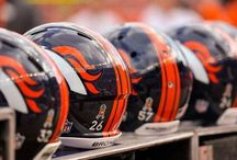 Broncomania / The Denver Broncos, team of integrity and so much fun to watch, win or lose! / by Denise Cox