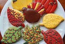 Decorated Cookies / by Barb Nischalke