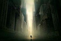 Alone / by Alex Burford