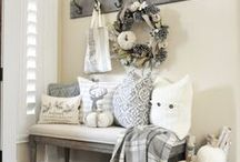 DIY Projects / House and home DIY decor projects and storage ideas.