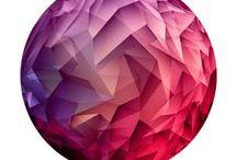 Colour Clash / A mood board resource for colour trends.