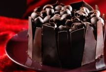 Death by Chocolate: Cake/Cupcakes / by Casie Matter