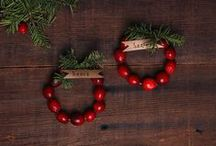 Christmas Things / Be merry and bright! / by Victoria