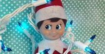 Elf On The Shelf / Elf on the Shelf inspiration and more!