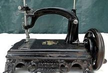 Antique Sewing Machines & Vintage Sewing Notions / by Lindee Miller Goodall