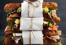 Food - Bread, sandwiches, etc