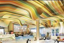 F O O D store design / interieur vormgeving