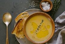 Food - Soups and creams