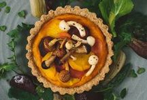 Food - Salty pies, tarts, etc