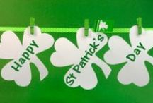 KIDSPOT: St Patrick's Day ideas / Recipes and crafts for St Patrick's Day