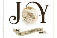 2014 Holiday Gift Guide / Holiday gift ideas for everyone on your list. JOY - Find it all under one roof.  / by West Edmonton Mall