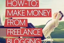 Make Money Blogging / Can you really make money blogging? This is how you can. Make money online with your own online business.