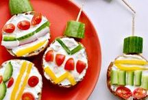 FRESHtivities / It's time to celebrate! Learn how to host responsibly. Here's a collection of guilt-free party snacks for any occasion.  From football game watch-parties to your Valentine's Girls Night Out, we are sure you will find a festive food to fit your needs.