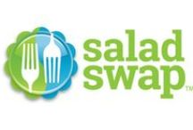 Salad Swap / Recreate the flavors of your favorite higher calorie foods, like cheesy pizza and creamy pasta, in lower calorie salads. Let us show you some better-for-you salad recipes with the same delicious flavors you love. Start swapping now! / by Fresh Express