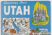 This is the place / Be-UTAH-ful / by Victoria