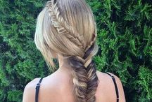 Hairstyles / Awesome hair