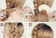 Hair Styles / Whether it be for long or short hair or something in between, there's a style to suit everyone.