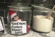 """Willie The Williams Elf! / Santa sent us a scout elf to """"scout"""" out the best kitchen cabinets, vanities and countertops in all the land! While he's looking for the best products for the North Pole kitchen, Wille the Williams Elf has been up to some mischief in our Grand Rapids Showroom! Follow all of his adventures here!"""