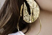 Earspiration / E A R R I N G S | The best edit of earrings, ear climbers, studs and hoops for earring lovers