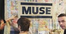 Muse / #muse #music #rock #british #belldom #matt bellamy #dom howard #chris wolstenholme