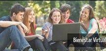 Bienestar virtual / Ventajas del cambio tecnológico en la educación. Bienestar virtual. Motivación