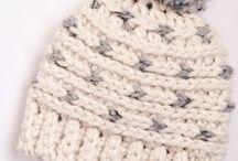 Crochet Hats / Crochet beanies, slouchies, character hats for kids, headbands/ear warmers, messy bun hats