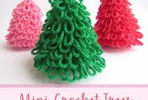 Crochet for the home/home decor / On this board you will find crochet patterns for home decor and items you can make to make your home a little more cozy!