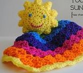 baby crochet / Here you will find crochet patterns for babies, baby showers, and gifts for newborn babies! Blankets, amigurumi/toys, lovies, nursery decor, etc.