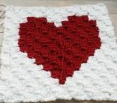 Valentine's Crochet / All things Valentine! You will find crochet patterns for the Valentine season. Hearts, decor, and gifts for the ones you love.