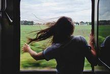 I just wanna go travel.