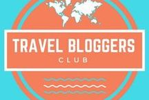 Travel Bloggers Club / Travel Bloggers Club   Please only post Vertical Pins (Travel Related)