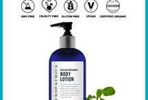 Best Organic Body Lotions, Butters, and Serums / Organic body lotions, organic body butters, organic body serums