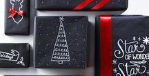 Christmas / Christmas decorations, gift ideas and packing