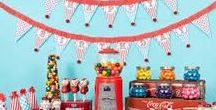 Birthday party / Birthday party theme and decor ideas
