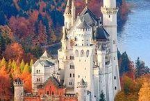 Burgen und Schlößer