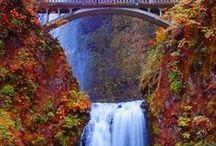 Brücken - Wasserfälle