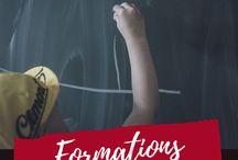 • FORMATIONS ➸ Webmarketing, Blogging, Apprendre... / Formations Webmarketing, Réseaux Sociaux, Blogging, Community Management, Entrepreneurship....
