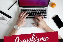 • GRAPHISME ➸ Conseils, Tutos, Inspirations...