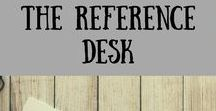 The Reference Desk / Genealogy, Web sites, Ancestry, How to, Family History, History, Family, Facts, Famous People, Men, Women, How to, Life, Quotes, Humor