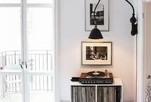 Record Room / All about beautiful Recordrooms