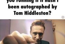 Tom Hiddelston / Just picture of tom being adorable, hot and cute. ♡