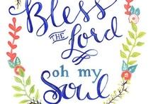Faith in my life!