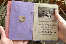 Writing, Pretty Paper & Journals / by Irma Givens