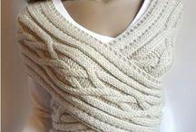 Crochet/ Knit / by Elizabeth Gallagher Kennedy